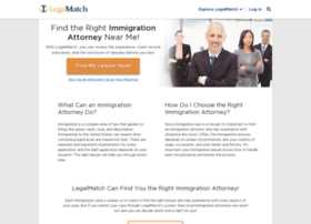immigrationlawyers.legalmatch.com