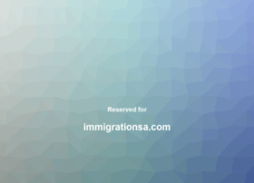 immigrationsa.com