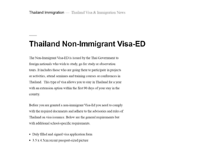 immigrationthailand.com