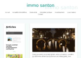 immo-santon.com