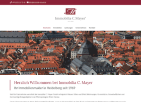 immobilia-mayer.de