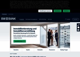 immobilien.bw-bank.de