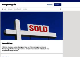 immobilien.manager-magazin.de