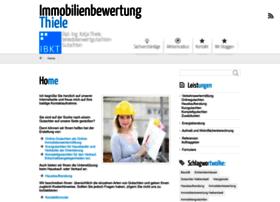 immobilienbewertung-thiele.de