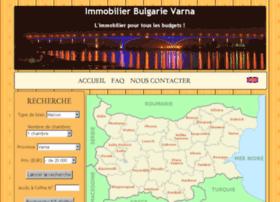 immobilier-bulgarie-varna.com