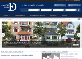 immobilier-edouarddenis.com