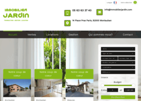 immobilier-jardin.com