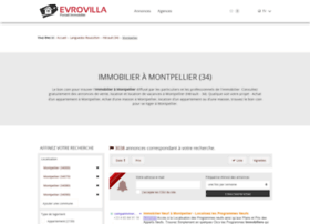 immobilier-montpellier.evrovilla.com