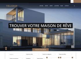 immobilier-villamar.com