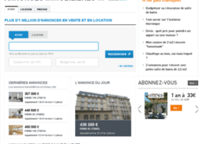 immobilier.cotemaison.fr