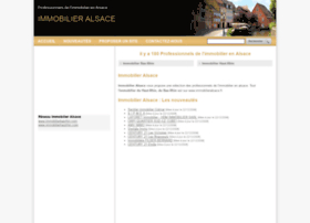 immobilieralsace.fr