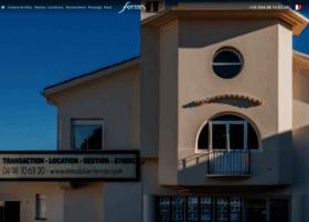 immobilierferran.com