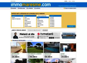 immomaresme.com