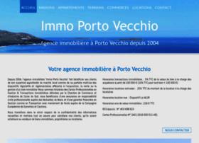 immoportovecchio.com