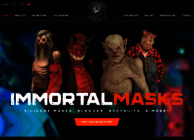 immortalmasks.com