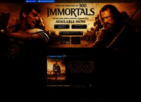 immortalsmovie.com
