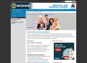 immunize.nc.gov