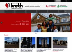 imobiliariakroth.com.br