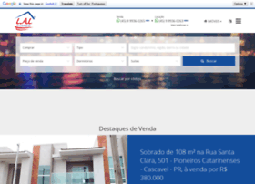 imobiliarialal.com.br