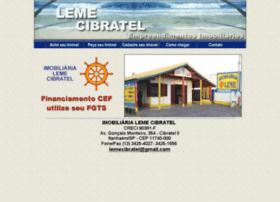 imobiliarialemecibratel.com.br