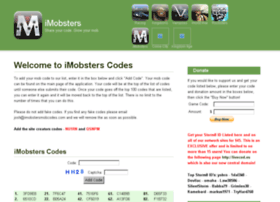 imobstersmobcodes.com