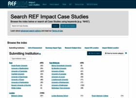 impact.ref.ac.uk
