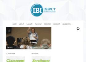 impactbibleinstitute.com