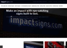 impactsigns.com