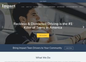 impactteendrivers.org