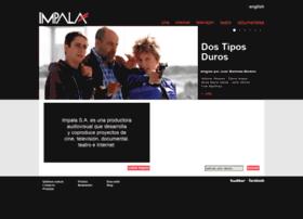 impalaproducciones.com