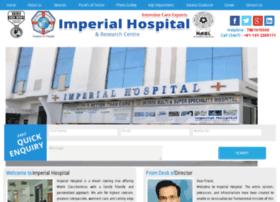 imperialhospitalindia.com