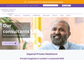 imperialprivatehealthcare.co.uk