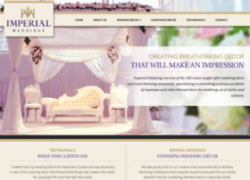 imperialweddingservices.com