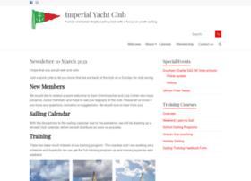 imperialyachtclub.co.za