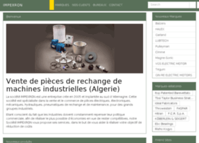 impexron-algerie.com