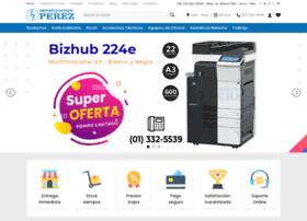 importacionesperez.com