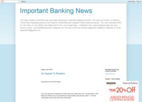 importantbankingnews.blogspot.in