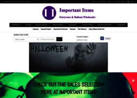 importantitems.com.au