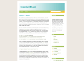 importantshock.wordpress.com