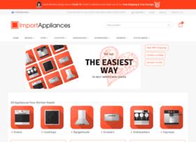 importappliances.com