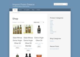 importfromgreece.com