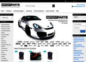 importparts.co.za