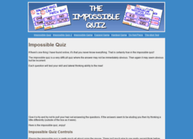 impossible-quiz.org