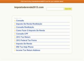 impostoderenda2013.com