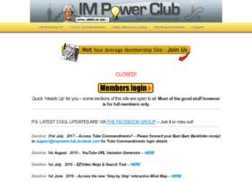 impowerclub.com