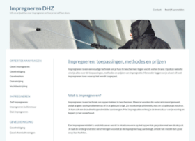 impregnerendoejezelf.nl