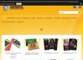 imprentaparadiscotecas.com