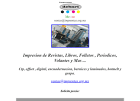 imprentas.org.mx