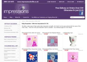 impressionsforlife.co.uk