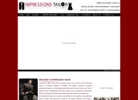 impressionstailor.com